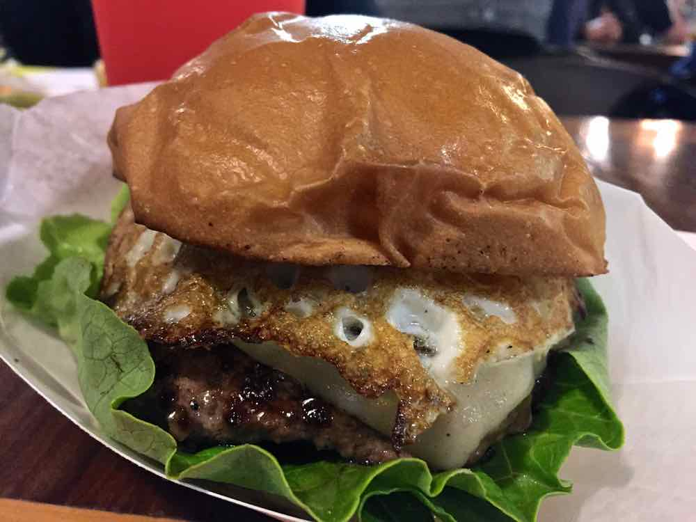 Konjoe Burger San Jose