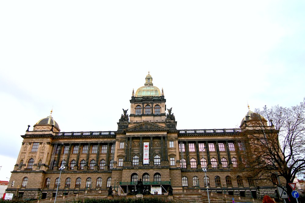 City Hall Wenceslas Square