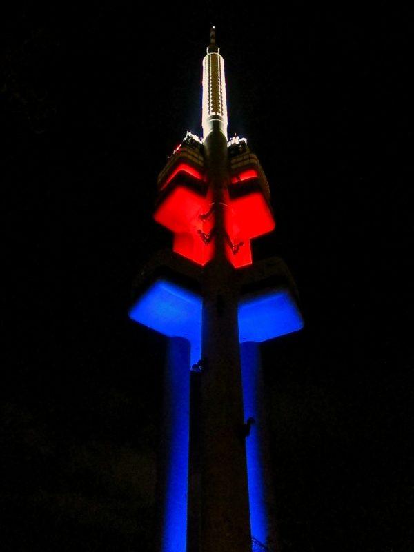 Zizkov Television Tower