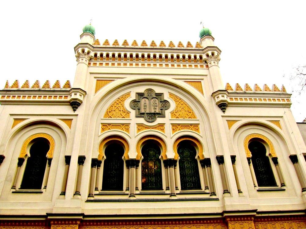 Prague Jewish Synagogue