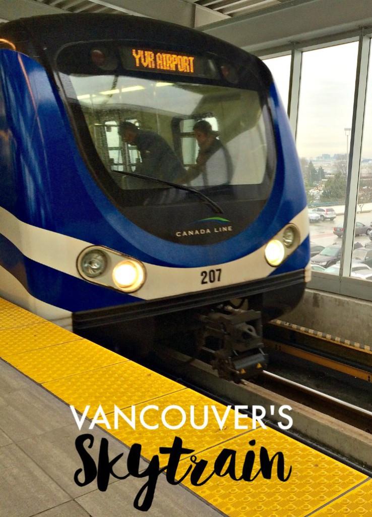 Vancouver's Skytrain | www.rtwgirl.com