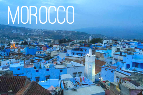 Morocco Travel Guides | www.rtwgirl.com