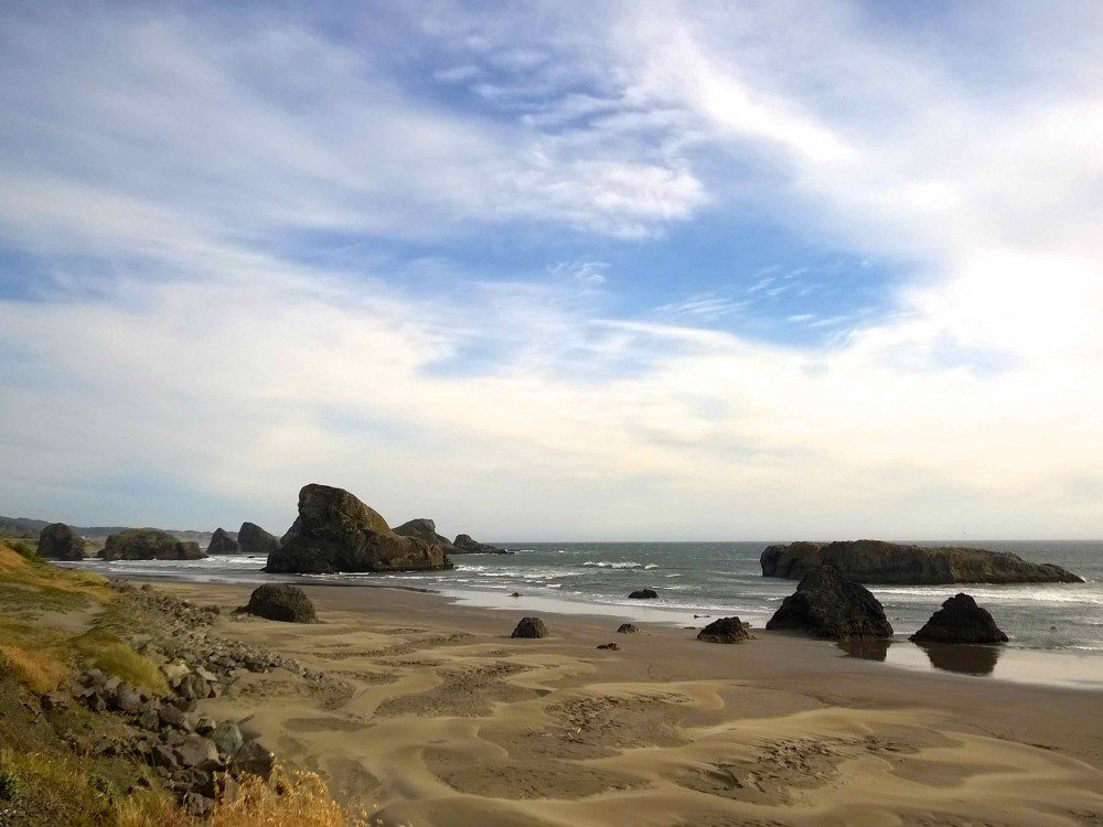 Oregon Coast Gold Beach