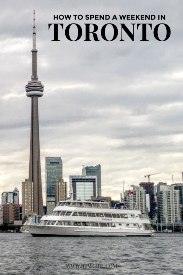 Toronto: A Destination Guide