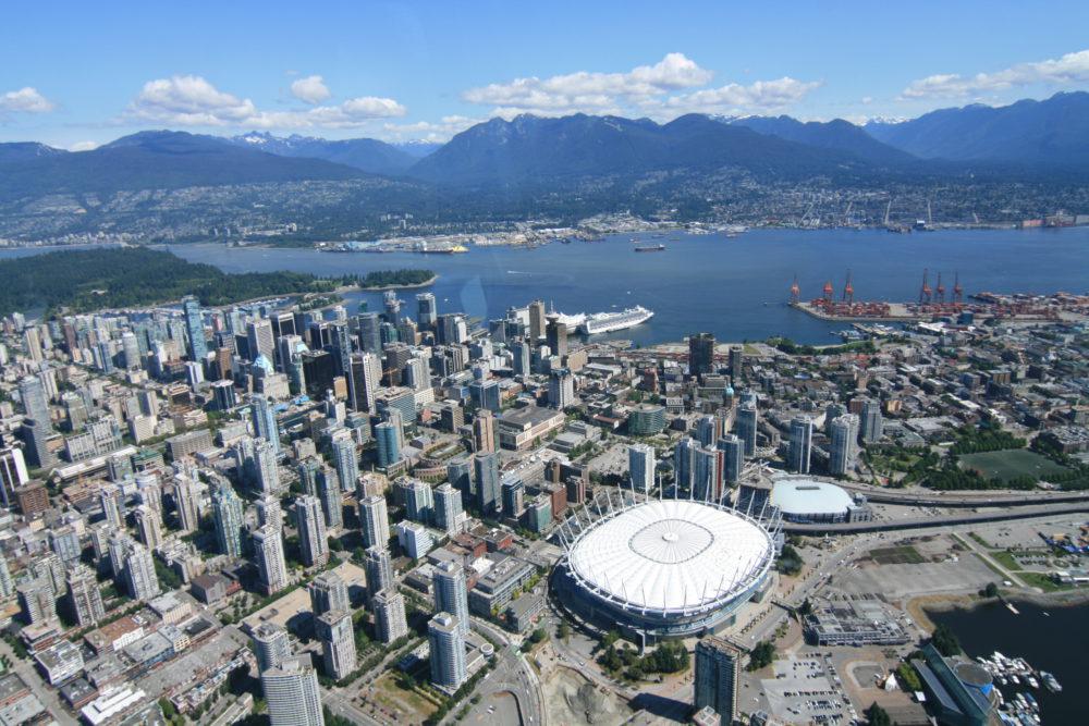 Helijet Vancouver Photos | www.rtwgirl.com