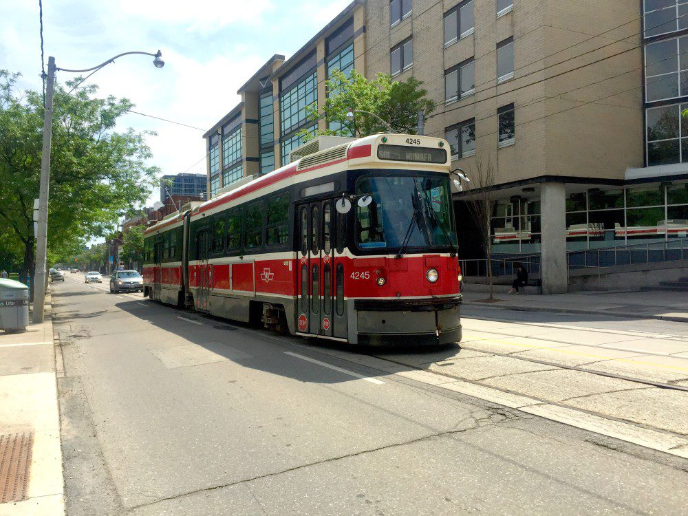 Toronto Street Car TTC