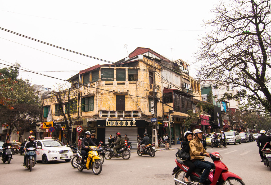 Old Quarter Vietnam