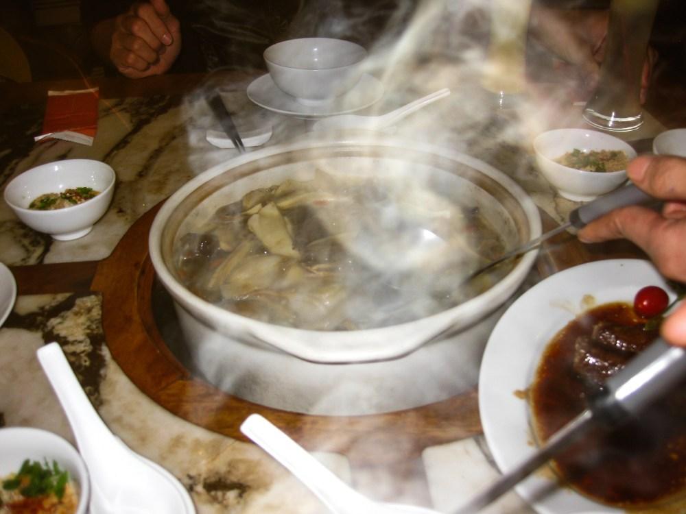 Ashima Mushroom Hot Pot