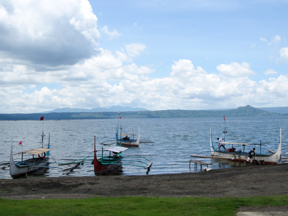 Mount Taal Day Trip