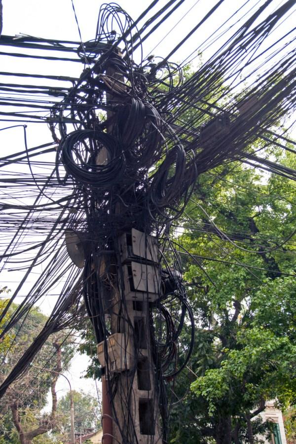 The Wire Hanoi