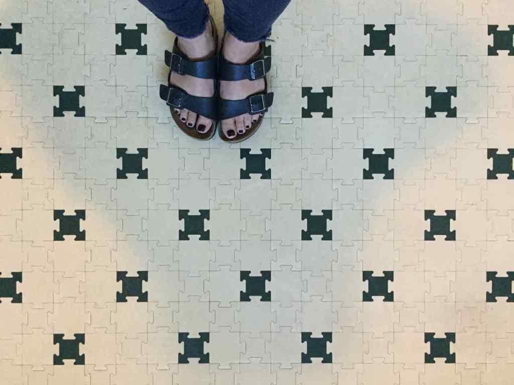 Pittock Mansion Floors