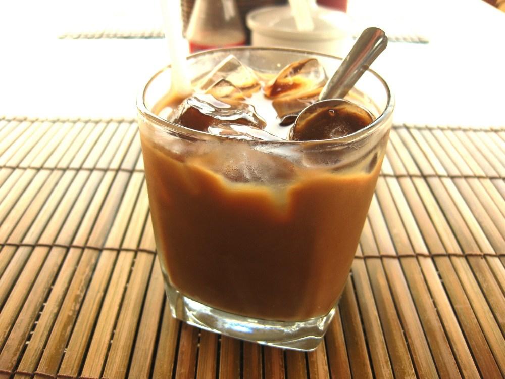 Ca Phe Sua Da aka Vietnamese Ice Coffee