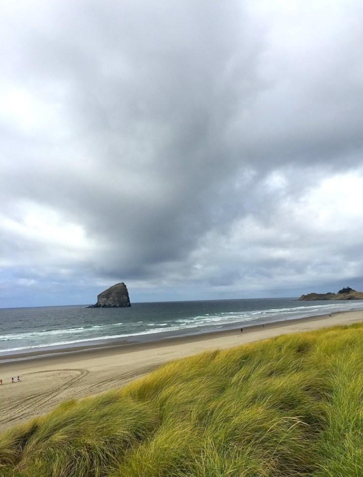 Cape Kiwanda - Oregon Coast |http://www.rtwgirl.com