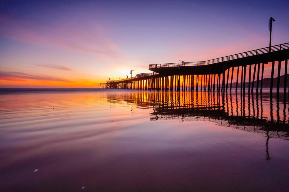 Pismo Beach - California Road Trip