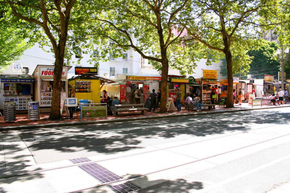 Food Carts PDX