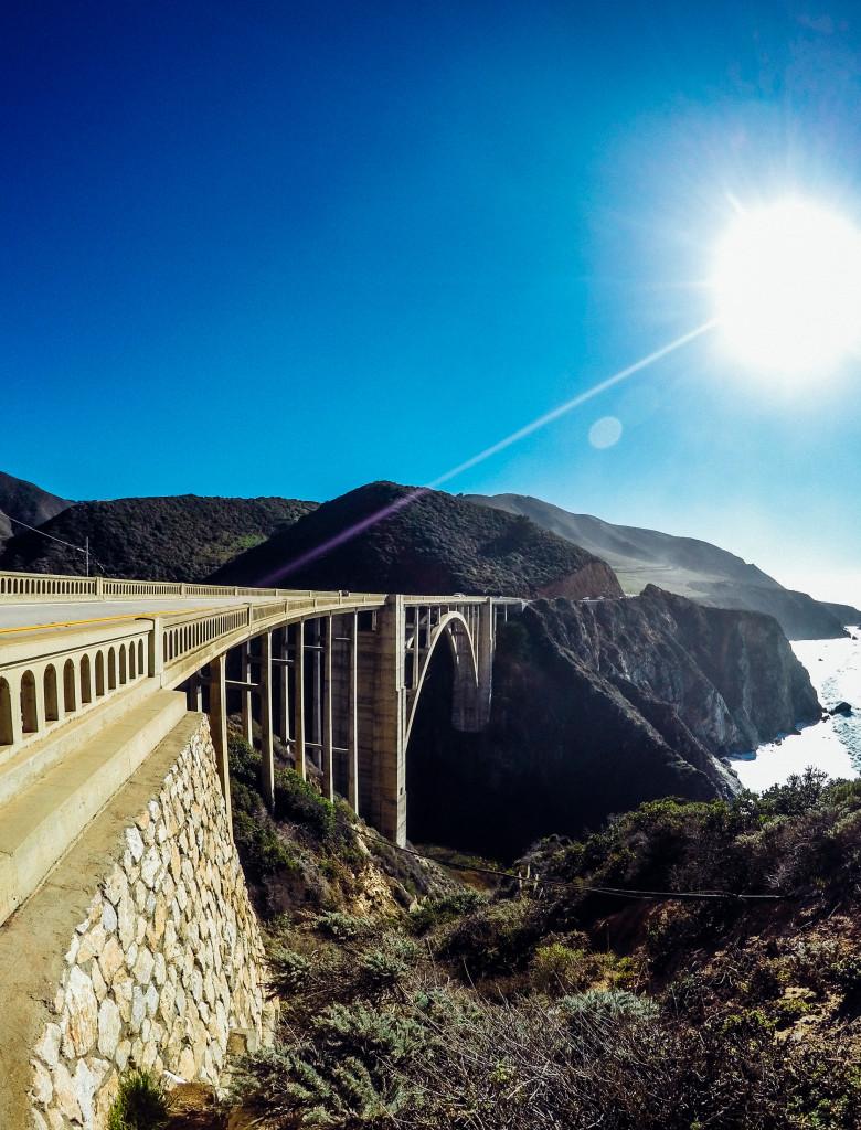 GoPro Bixby Bridge