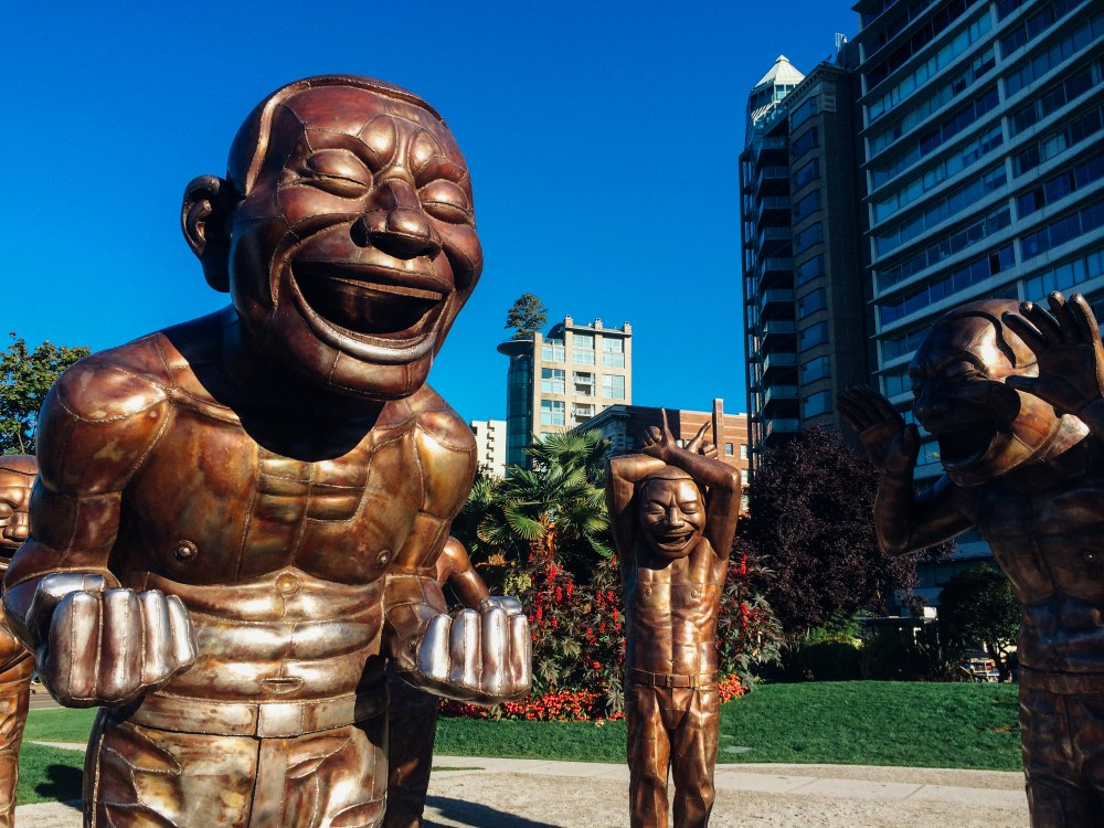 A-Maze-Ing Laughter in English Bay - Best Things To Do On A Budget In Vancouver