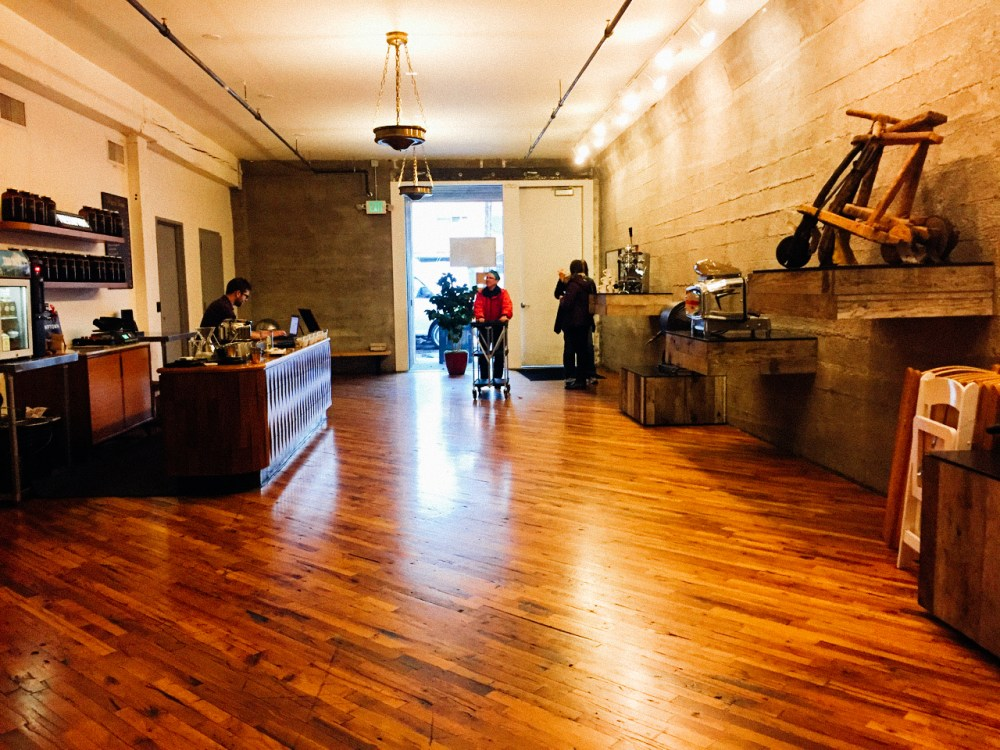 Stumptown Cupping Room