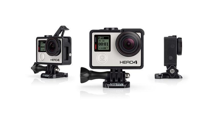 GoPro Frame Mount - traveler holiday gift guide