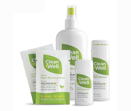 cleanwell - Avoid Getting Sick During Travel