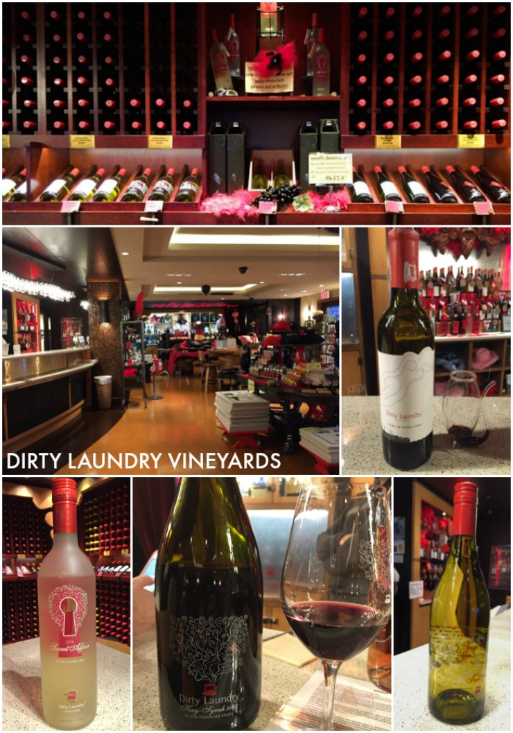 Dirty Laundry Vineyard - Okanagan Wine Country