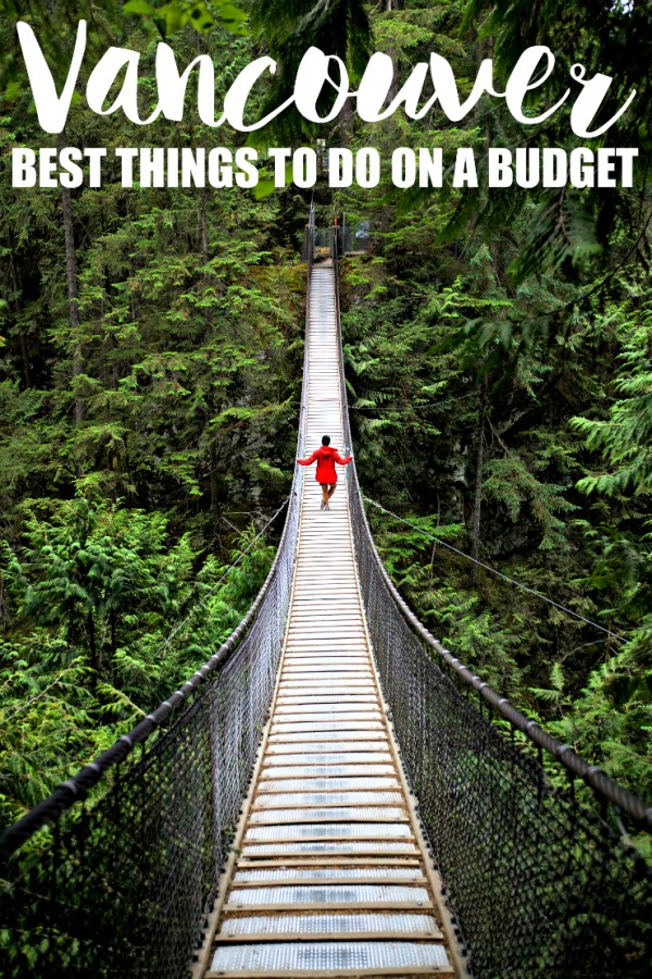 Best Things To Do On A Budget In Vancouver