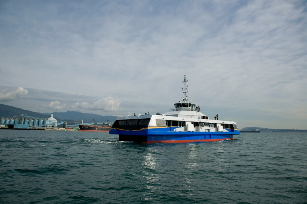 Vancouver Seabus - Best Things To Do On A Budget In Vancouver