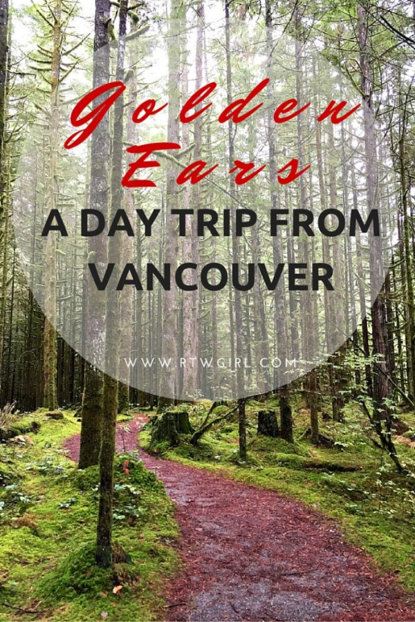 Golden Ears - Day Trip From Vancouver