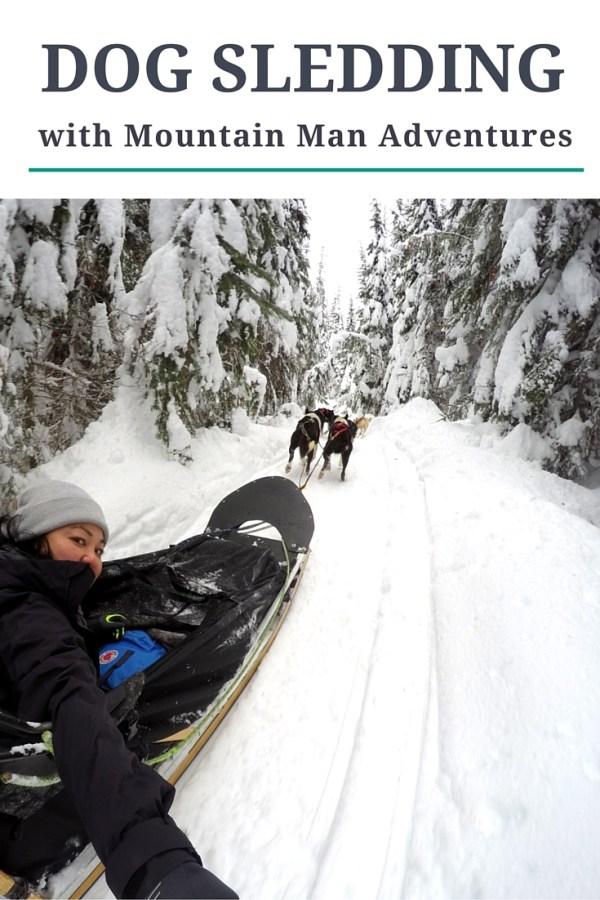 Dog Sledding With Mountain Man Adventures