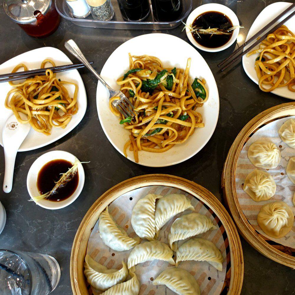 Din Tai Fung Los Angeles Restaurants | www.rtwgirl.com