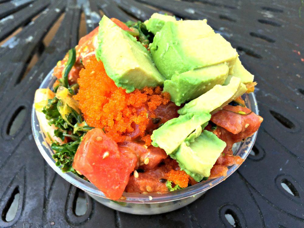 Poke Poke Venice - Los Angeles Eats | www.rtwgirl.com