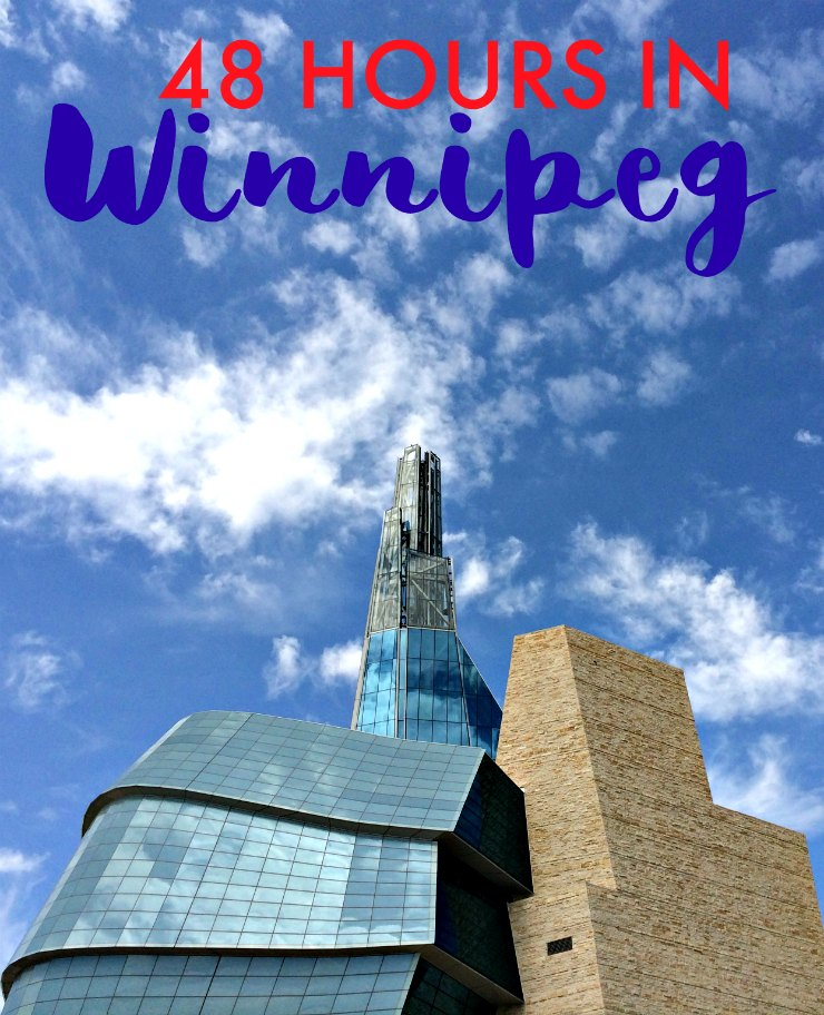A 48 Hour Destination Guide To Winnipeg, Manitoba. One of Nat Geo's top places to go in 2016 | www.rtwgirl.com