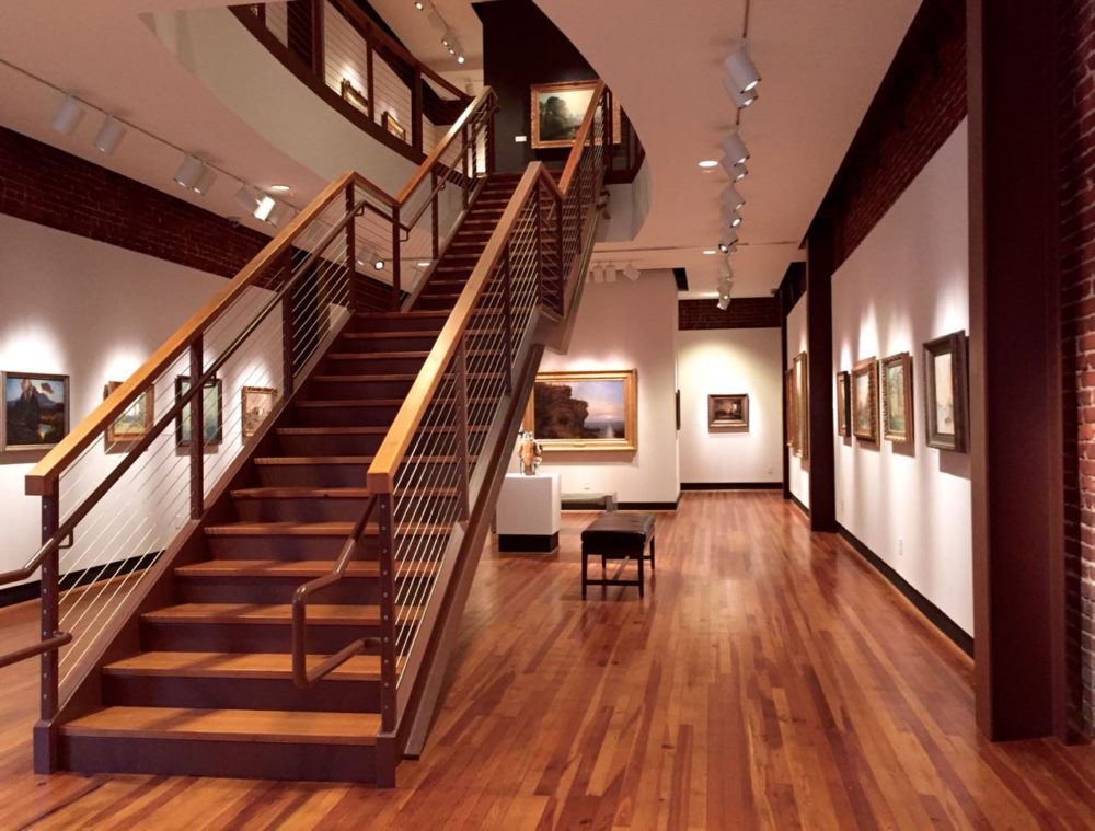 Mason Scharfenstein Museum Of Art - Northeast Georgia | www.rtwgirl.com