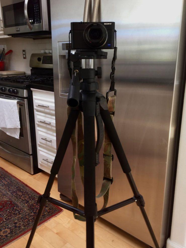 My Sony RX100M3 set up   www.rtwgirl.com