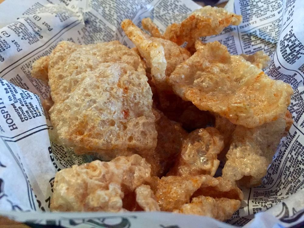 Pork Rinds - Clarks on Main