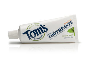 Travel Toothpaste - Carryon Packing List | www.rtwgirl.com