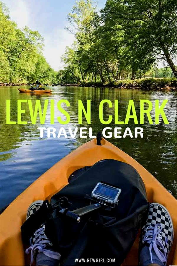 Reviewed: Lewis N Clark Travel Gear