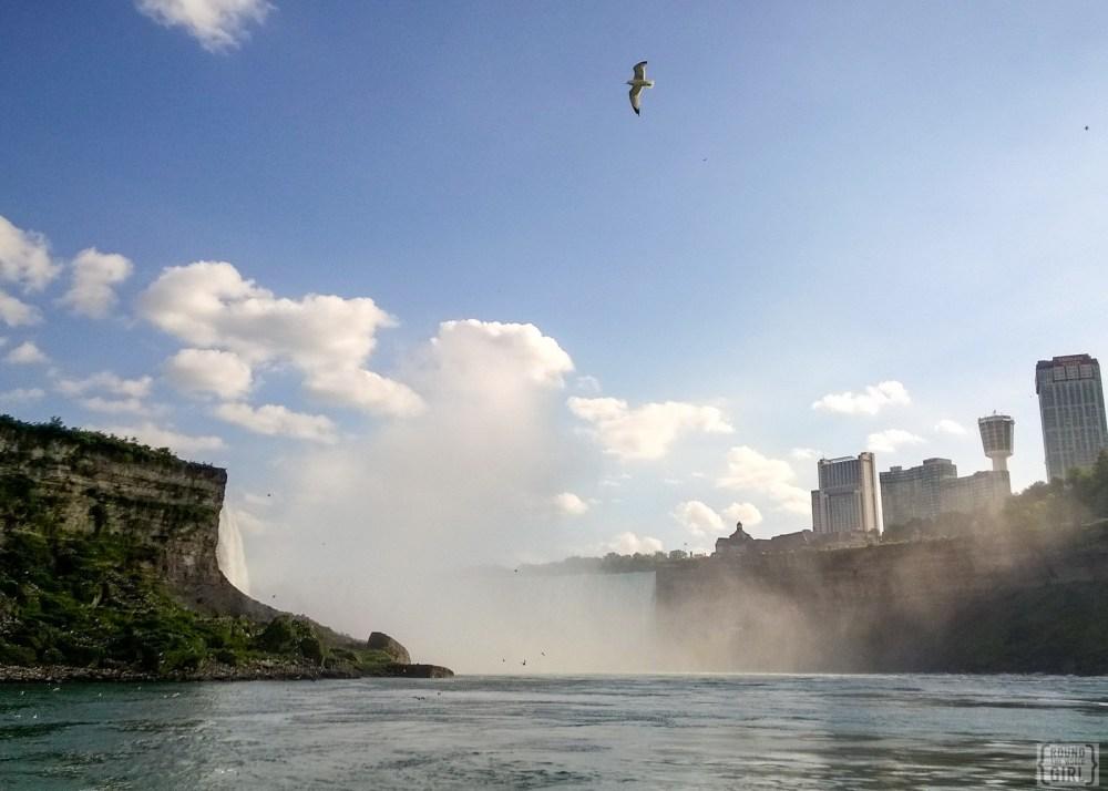 Hornblower Cruise Niagara | www.Rtwgirl.com