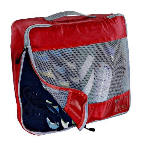 Lewis N Clark ElectroLight Packing Cubes | www.rtwgirl.com