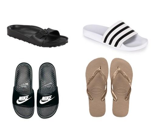 Slides & Flip Flips - Outside Packing List | www.rtwgirl.com