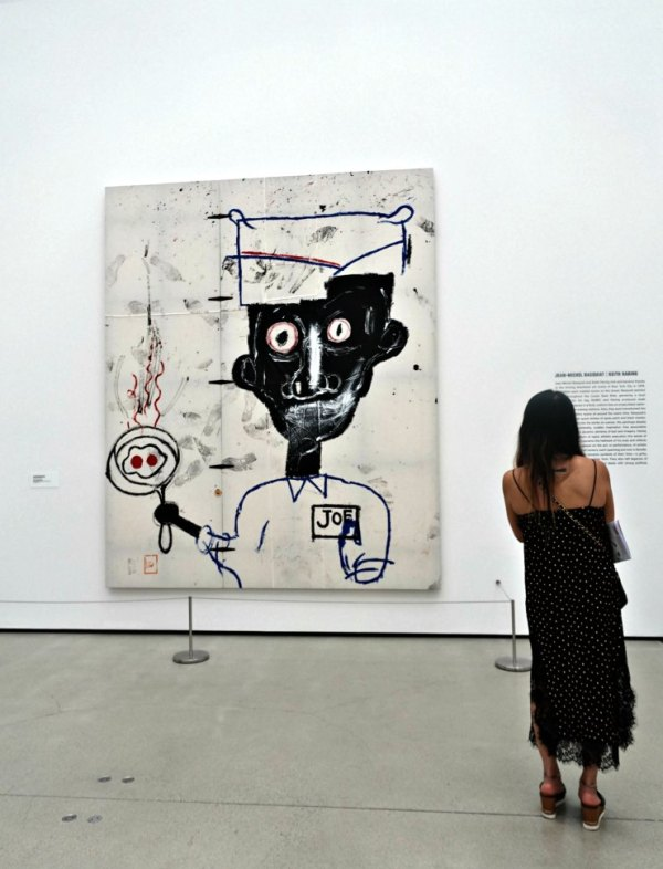 Basquiat - The Broad Los Angeles | www.rtwgirl.com