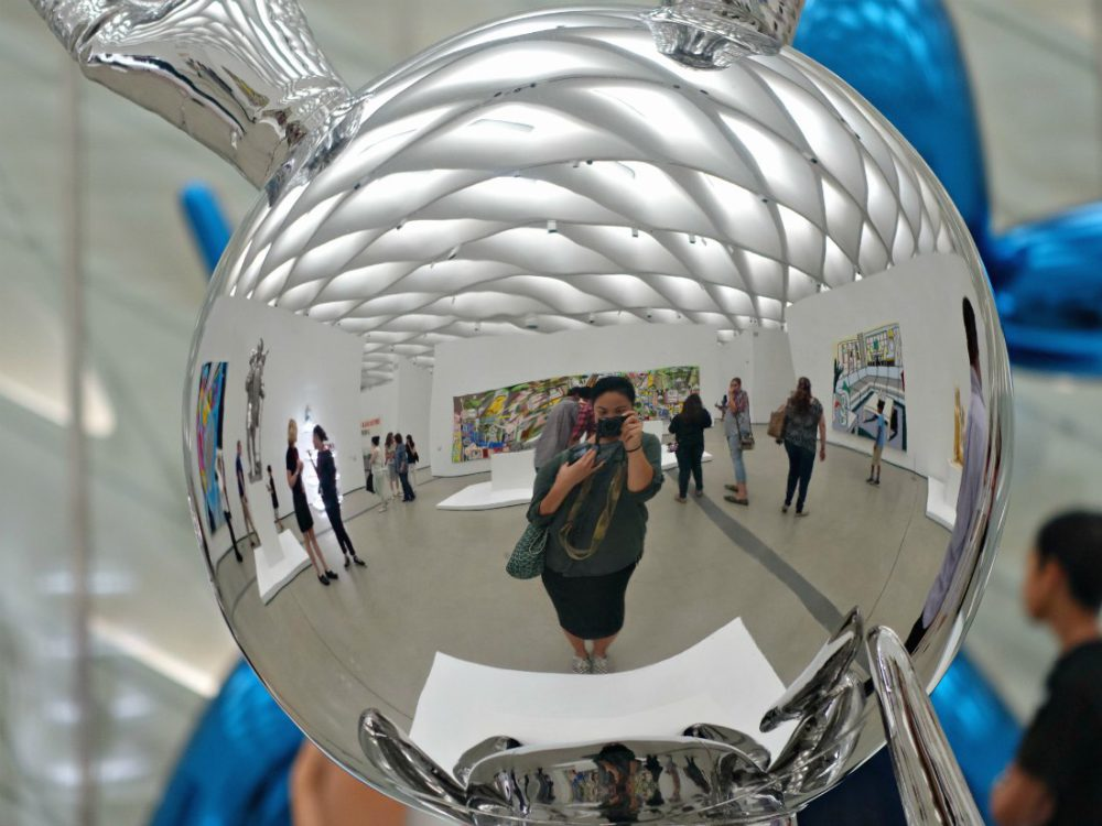 The Broad Museum | www.rtwgirl.com