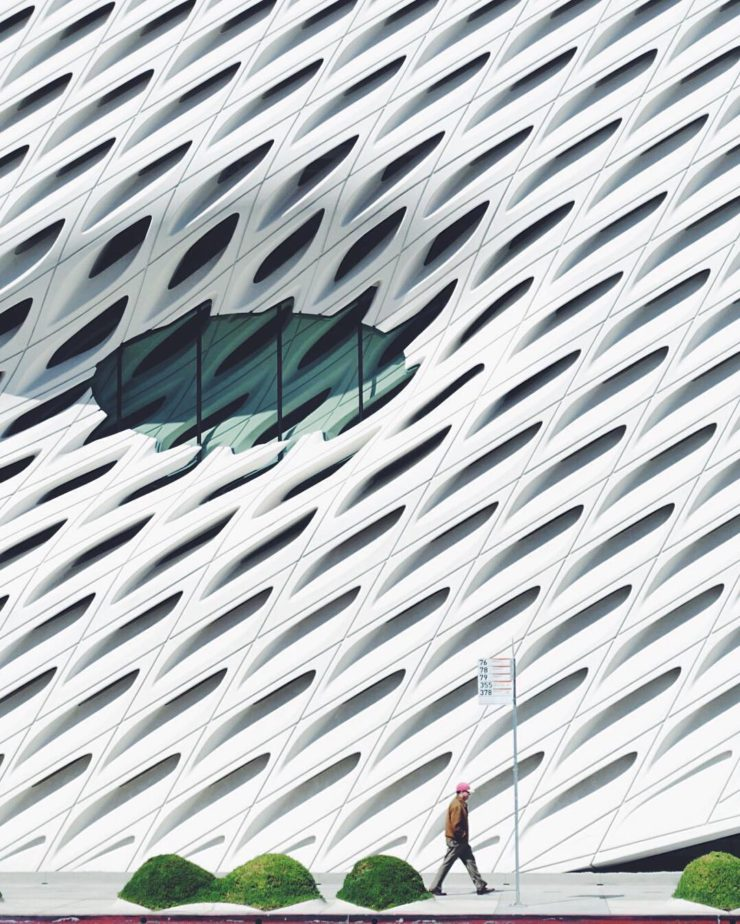 The Broad Museum   www.rtwgirl.com