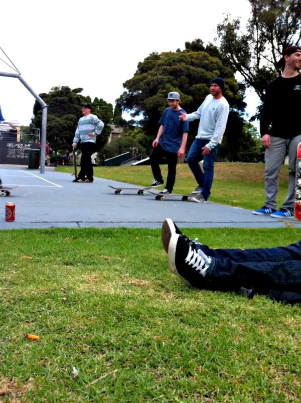 Adidas Team In Melbourne
