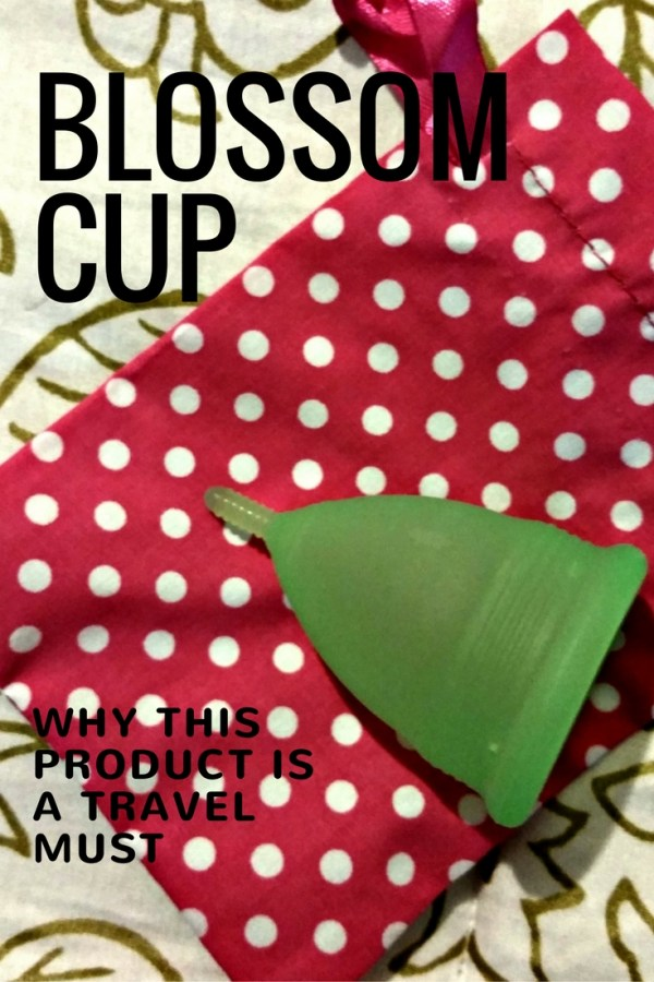 Menstrual Cups For Travel: Why The Blossom Cup Is A Must
