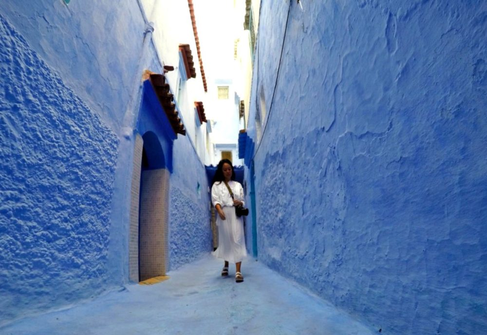 Chefchaouen Morocco Packing List