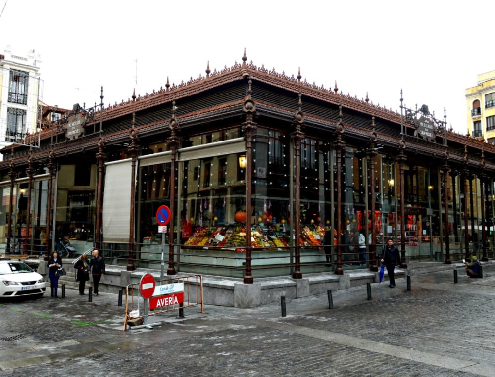 Mercado San Miguel | www.rtwgirl.com