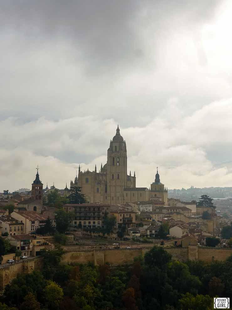 Segovia Cathedral | www.rtwgirl.com