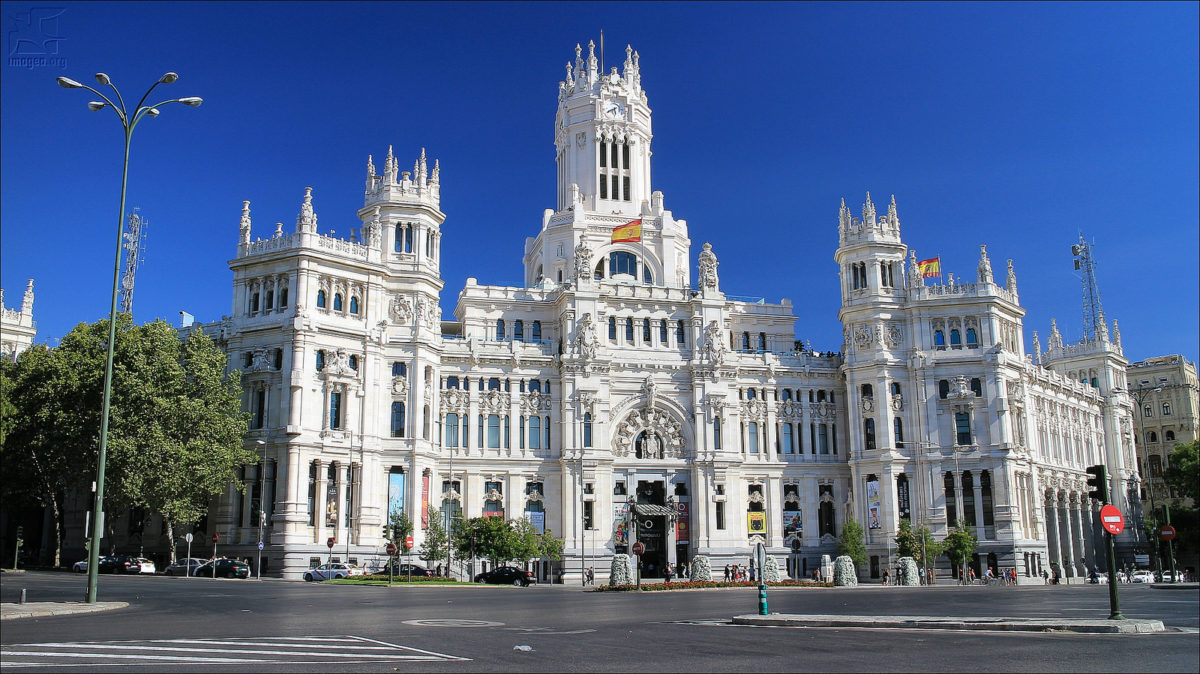 Palacio de Cibeles | www.rtwgirl.com
