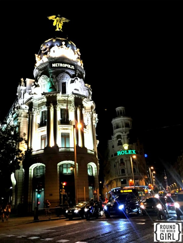 Gran Via Madrid | rtwgirl